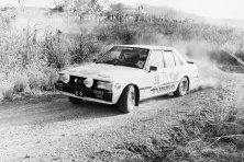 Atwell_Barnard June Rally 1983 Overall Winners