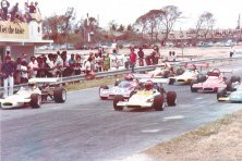 Bushy Park F2 Grid 1975