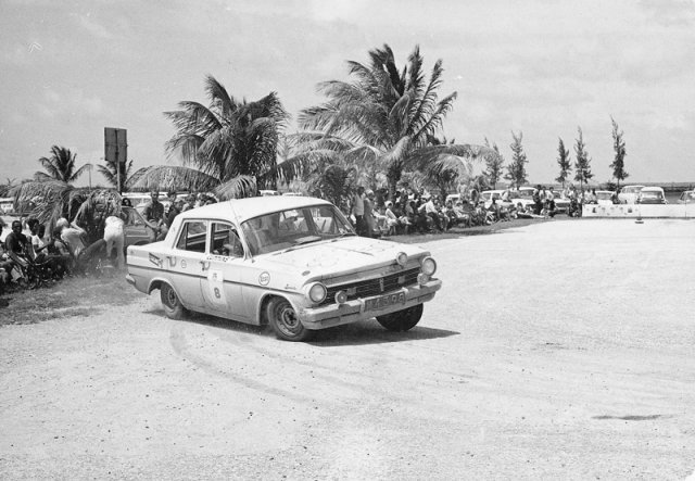 Cummins JUne Rally 1968