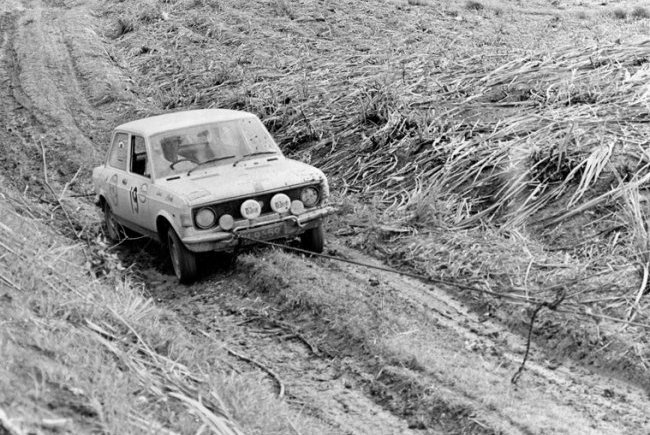 Garry Clarke June Rally 70s