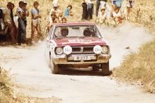 John Corbin Crossland Rally 1984