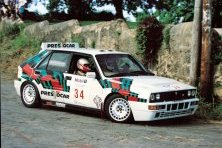 John Morton Mobil Stage Rally 1992