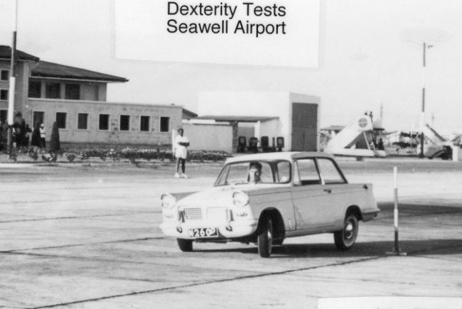 John Pickering Seawell Dexterity 60's