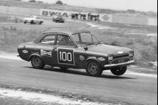 Lincoln Waterman Escort 1600GT B Park 70s