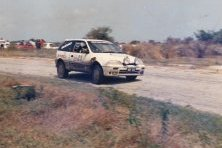 Mallalieu & Gill Esso Chq Flag June Rally 1991