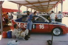 Mike Gill Pits Bushy park 90s
