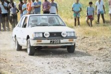 Mike Gill_Peter Weekes June Rally 1985