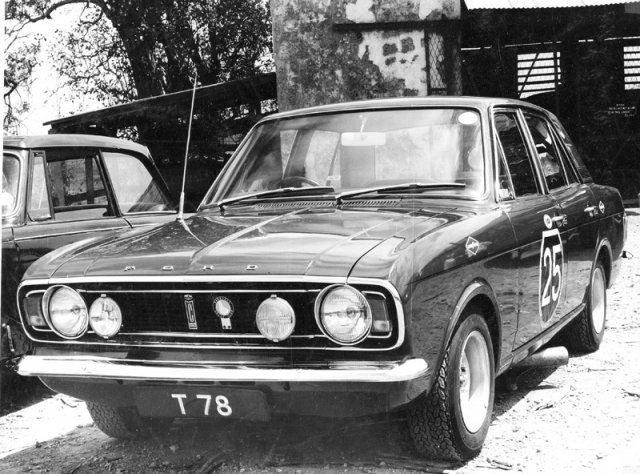 Mike Mahon Cortina 1600E