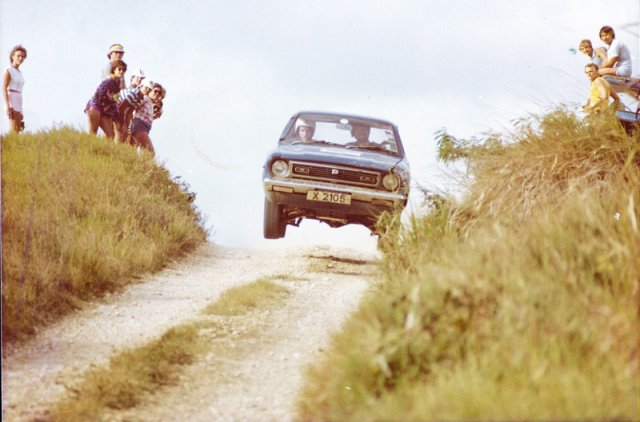 Nigel Worme_ Mt. Standfast Crosland rally 1984