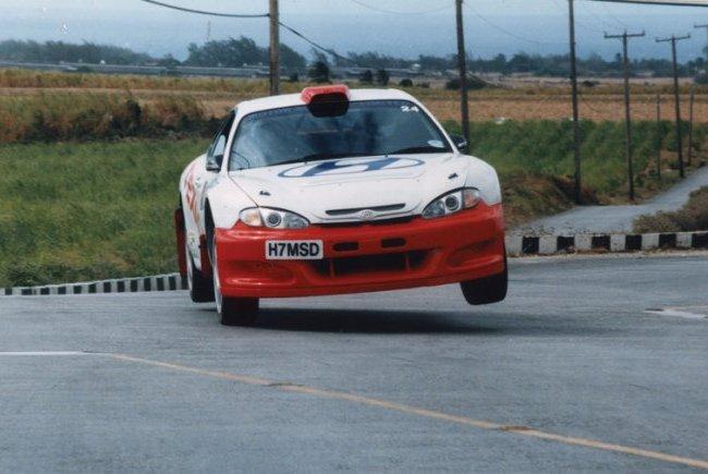 1997 - 2006 World Stage | Barbados Rally Club