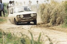 Old Young Esso June Rally Late Eighties