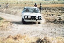 Ronald Viera Juen rally 1985