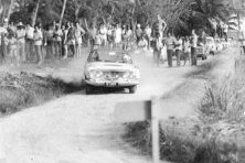 T Moseley Ford Zodiac June Rally 1973