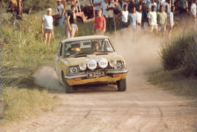 Unknown June Rally 1983